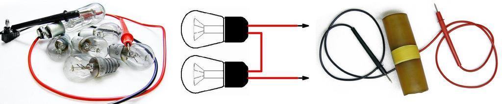 Контролька электрика своими руками 43