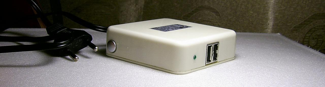 Сетевое зарядное устройство с USB выходом