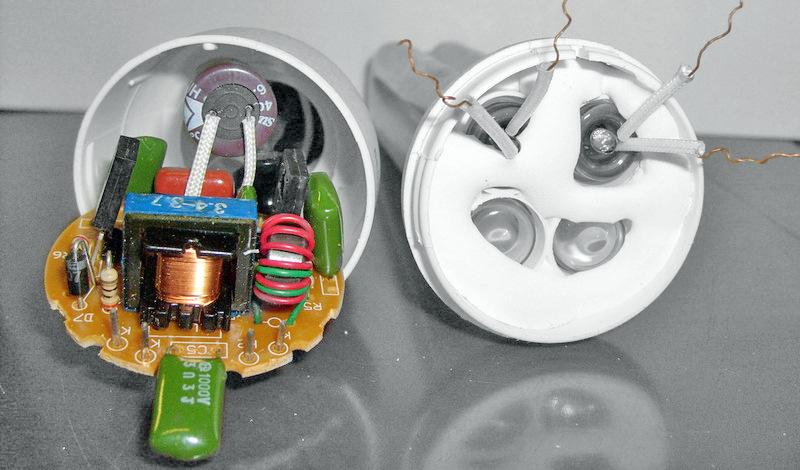 Как отремонтировать лампу накала - Septikblog.ru